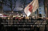 Droits de l'Homme ou droits de Dieu ? – Citation de Louis de Bonald