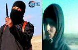 Le bourreau «Jihadi John» promet de revenir au Royaume-Uni pour y décapiter des Anglais