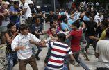 Bagarres entre immigrés sur l'île grecque de Kos