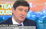 Patrick Kanner, un «ministre juif»
