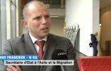 Les immigrés qui arrivent sur nos côtes ne sont pas pauvres, ils payent des milliers d'euros pour venir en Europe, rappelle le secrétaire d'Etat belge à l'Asile et à la Migration