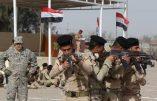 C'est confirmé : 60.000 soldats irakiens formés et équipés par les USA ont reçu l'ordre de fuir et d'abandonner leur matériel à 500 djihadistes de l'Etat Islamique