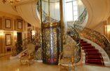 Visite guidée de la villa du roi d'Arabie Saoudite à Vallauris