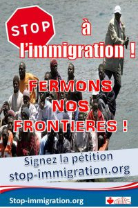 Immigration affiche civitas 4