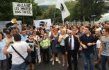 Les Corses manifestent contre l'immigration : J.F. Baccarelli, meneur de l'Alliance écologiste s'attaque au «choc des civilisations»