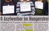 Nouvelle revendication des réfugiés en Autriche : 2.000 euros par mois !