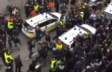 L'islamisme défile à Copenhague et affronte la police