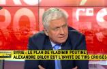 Interview de l'ambassadeur de Russie à Paris, Alexandre Orlov: «Nous faisons partie de l'Europe, de la civilisation européenne.»