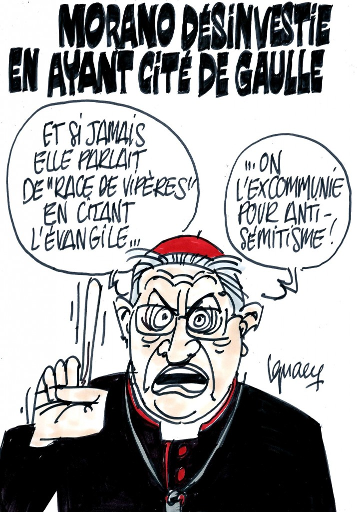 Ignace - Condamnations contre Morano
