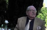 Jean-Marie Le Pen dénonce le tandem honteux Merkel Hollande – 413ème Journal de bord