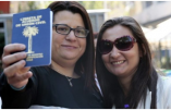 Premières cérémonies d'unions civiles homosexuelles au Chili