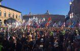 Jour de colère à l'italienne et triomphe pour la Ligue du Nord