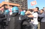 Bologne – Les violences de l'extrême gauche