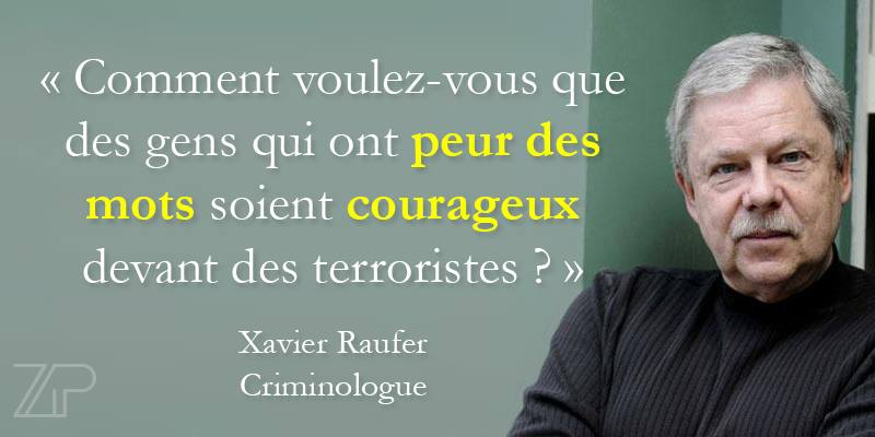 citation xavier raufer