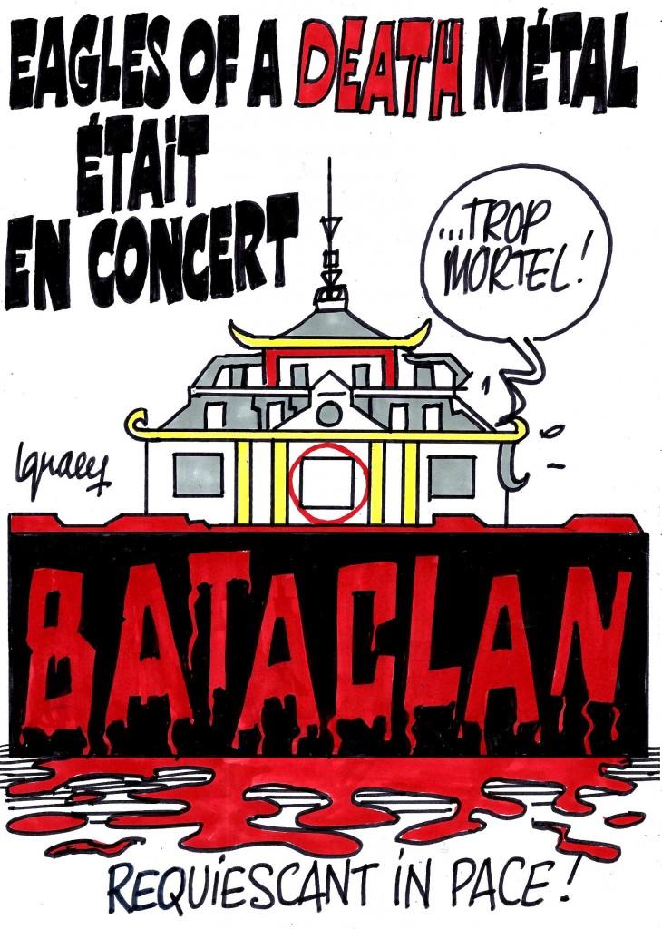Ignace - Concert sanglant au Bataclan