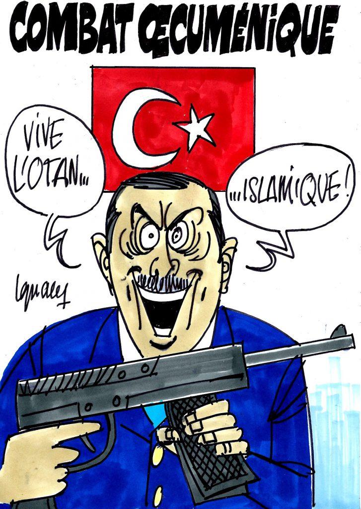 Ignace - La Turquie et l'OTAN