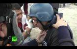 Violences de l'armée israélienne à l'encontre de journalistes palestiniens