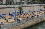 La Cour des comptes épingle les millions d'euros de gabegie de «Paris Plages»