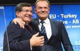 Accord Turquie-UE: «Nous allons forger la destinée du continent européen», s'exclame Ankara