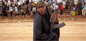 femme islamiste somalie
