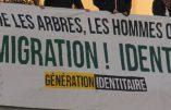 Cop 21 : les Identitaires manifestent porte d'Orléans pour rappeler que défendre l'environnement, c'est d'abord défendre l'enracinement!