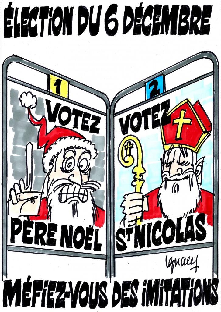 Ignace - Élection du 6 décembre