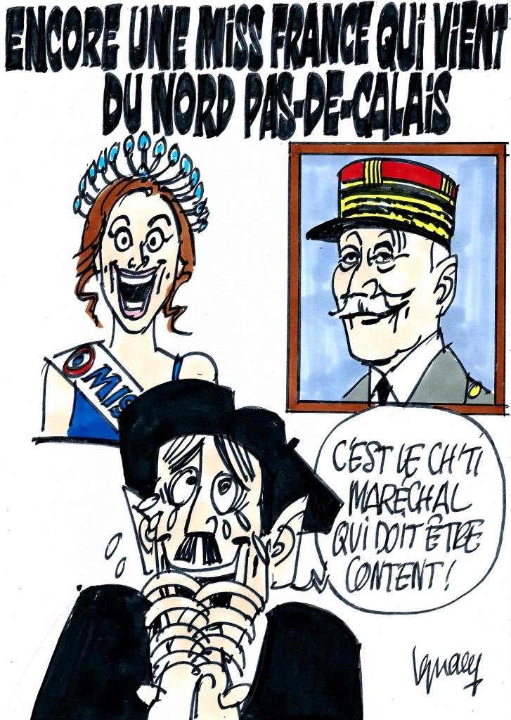 Ignace - Encore une Miss France du Nord Pas-de-Calais !