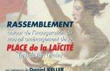 Paris maçonnique – Le Grand Orient de France s'offre une place de la Laïcité