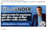 La Lombardie mène la guerre à la théorie du genre