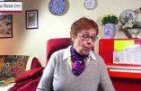 Marion Sigaut chante «Stille Nacht» et vous souhaite un Joyeux Noël