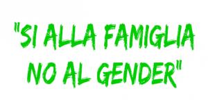 no al gender