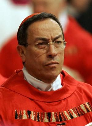 L'archevêque de Tegucigalpa, le très progressiste cardinal Andrés Rodriguez Maradiaga