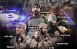 Les terroristes du 13 novembre dans leurs uniformes de l'Etat Islamique