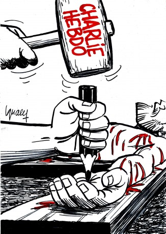 Ignace - Charlie Hebdo : le blasphème court toujours