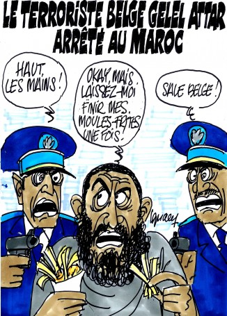 Ignace - Terroriste belge arrêté au Maroc