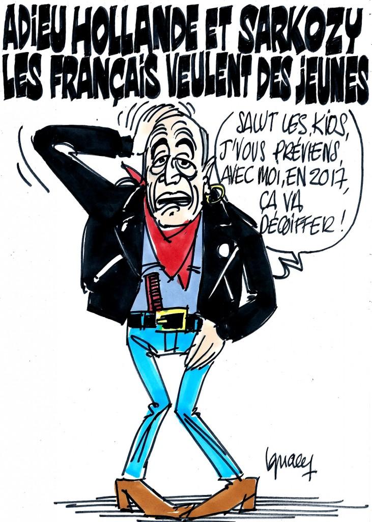 Ignace - Les Français veulent des jeunes en politique
