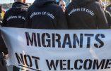 Finlande : les Soldats d'Odin patrouillent pour protéger la population des immigrés illégaux