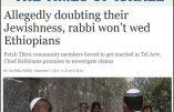 Les juifs noirs victimes de racisme et de discrimination en Israël