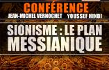 12 mars à Nice – conférence : «Sionisme : le plan messianique»