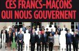 Aveu : «La franc-maçonnerie, « Eglise de la République », privilégie l'action politique»