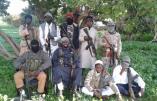 L'Etat Islamique exhibe fièrement ses combattants somaliens en Libye