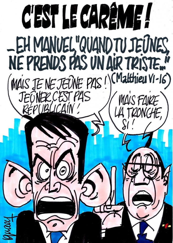 Ignace - C'est le carême !