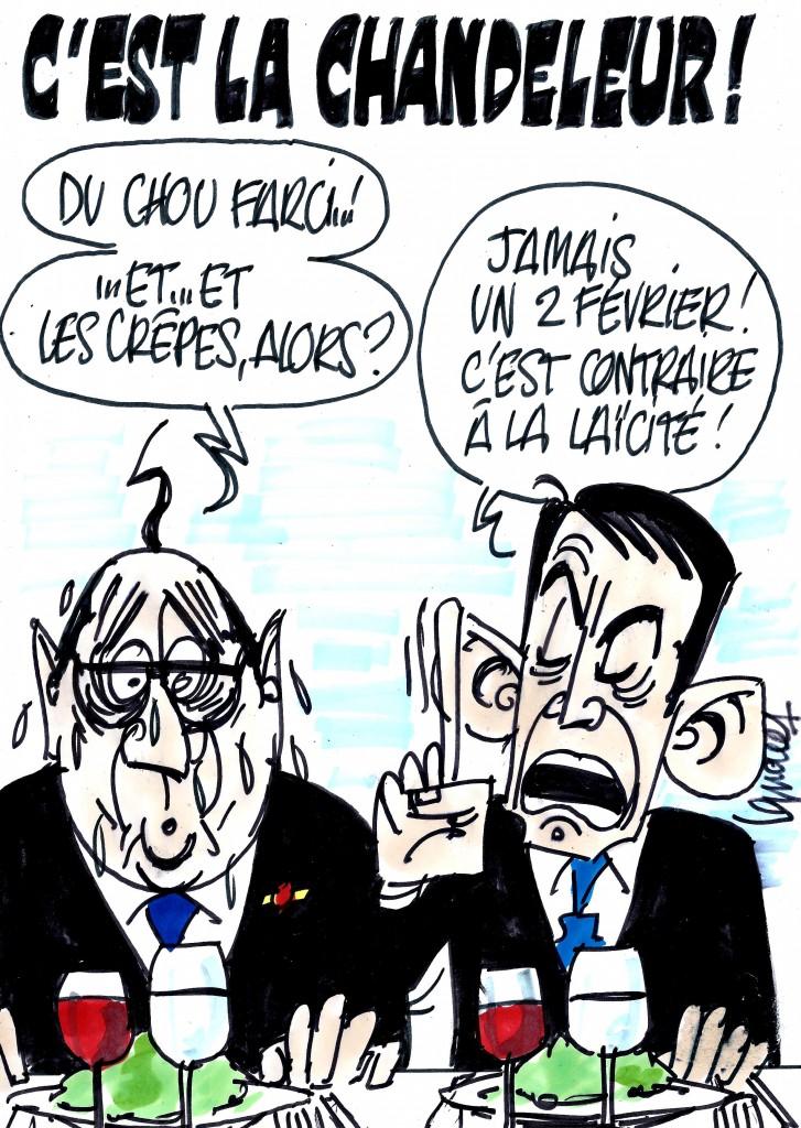 Ignace - C'est la chandeleur !