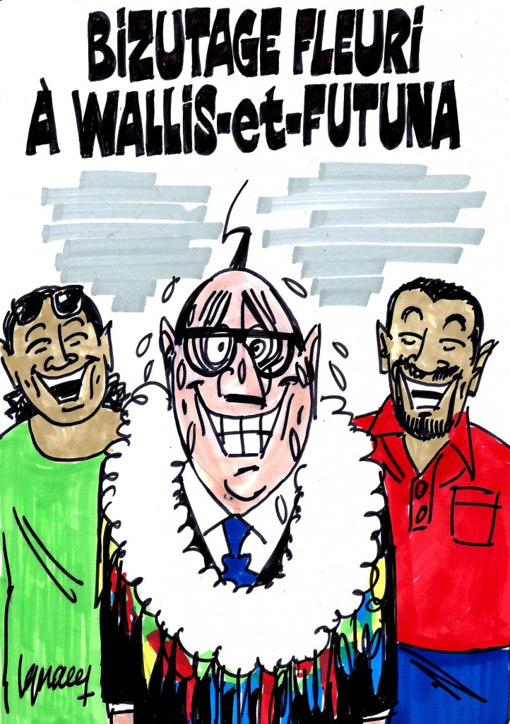 Ignace - Hollande à Wallis-et-Futuna