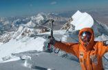 Escalade historique : un italien grimpe en haut du Nanga Parbat, «la montagne tueuse»