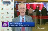 Un ponte de l'OCDE prédit une cascade de faillites et une crise très difficile pour les banques européennes