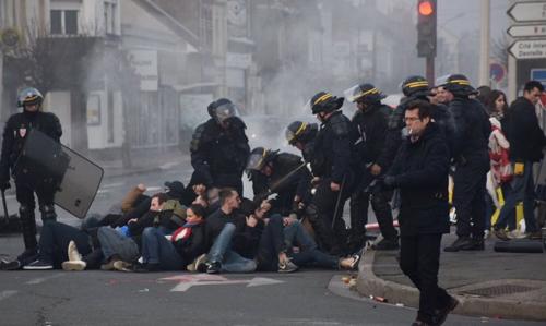 Calais-identitaires