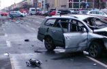 Tentative d'attentat à Berlin ? Une bombe explose dans une voiture causant la mort du conducteur