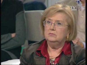 Le juge au Tribunal pour mineurs de Rome, Melita Cavallo