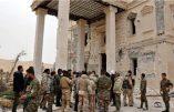 Palmyre entièrement libérée